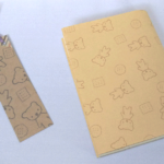 パターンと背景-無料素材