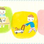 育児イラスト-無料素材