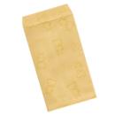 くまの模様の茶封筒の画像