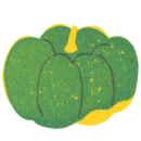 商用利用もOKな無料イラストサイト【フリー素材ずーあん】の無料かぼちゃ(冬至)イラスト